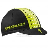 Specialized Cycling Gorra 2018 Amarillo Negro