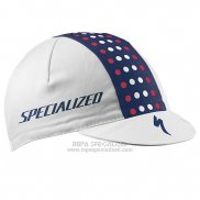 Specialized Cycling Gorra 2018 Blanco Profundo Azul