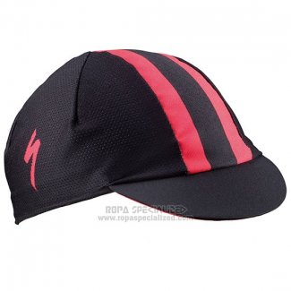 Specialized Cycling Gorra 2018 Negro Rosa