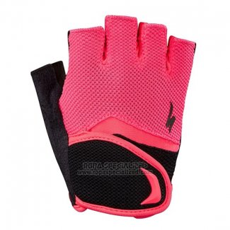 Specialized Cycling Guantes Cortos 2018 Rosa