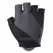 Specialized Cycling Guantes Cortos 2018 Apagado Grey Negro