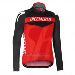 Ropa Hombre Specialized RBX Sport Cycling Culotte Largo con Tirantes Mangas Largas 2016 Negro Rojo