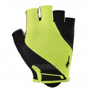 Specialized Cycling Guantes Cortos 2018 Verde Negro